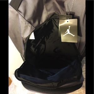 6ff7baa7c61035 AIR JORDAN GRAY ELEPHANT BACKPACK